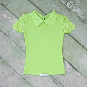 Блуза дитяча 601 зел