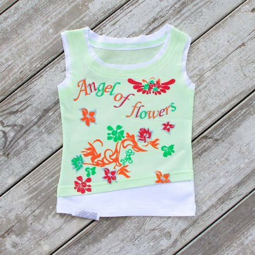 Блуза 112 Квітковий ангел